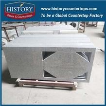 Custom Price Prefab Kitchen Granite Countertops