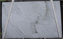 Calacatta Blue Lines Quartzite Slabs