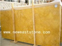 Royal Golden Gold Cassia Marblehuang Jin Gui Goden Marble Slabs Prices