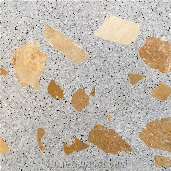 923 Terrazzo Floor Tile From Hong Kong Stonecontact Com