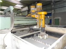 Fickert&Winterling, Modell Gsd160 Secondhand Polishing Machine