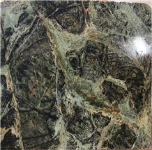 Persian Green Marble Slabs & Tiles, Iran Green Marble