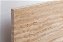 Travertine Tiles, Semi Polished