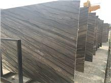 Sequoia Brown Quartzite Slabs Tiles, Brown Quartzite Wall Tile