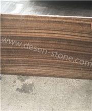 Grecale Brown/Tabacco Brown/Obama Wood Marble Stone Slabs&Tiles Floor