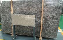 Storm Cloud Grey/Cloudy Grey/Dark Grey Marble Stone Slabs&Tiles Floor