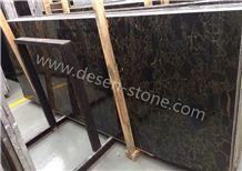 Vendome Noir/Vendome Black/Mystique Dark Marble Stone Slabs&Tiles