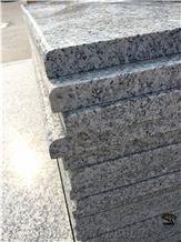 G622 Granite Polished Grey Granite Steps and Risers