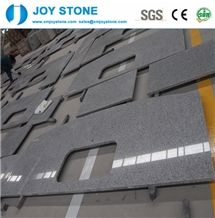 Cheap Polished Light Gray Granite G603 Prefab Wholesale Popular 2018