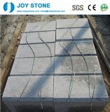 China Cheap Granite Curbstones Pearl Flower G383 Kerbstone