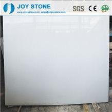 Wholesale White Antique Opaque 1cm Artficial Quartz Slab Stone