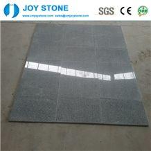 Good Quality Hubei Sesame White G603 Polished Grey Granite Floor Tile