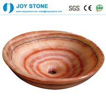 Cheap Price Natural Stone Marble Wash Basin