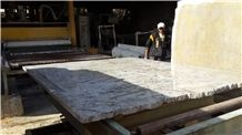 White Fantastic Granite Slabs & Tiles, Egypt White Granite