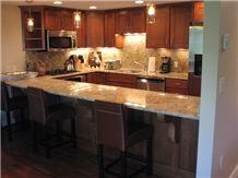 Stunning Granite Kitchen Top