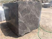 Konya Dark Grey Emperador Marble Blocks