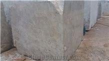 Konya Light Grey Emperador Marble Blocks