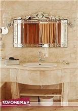 Marble Bath Lining, Bath Top