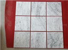 Bianco Dolomite White Marble Tile Panel Bathroom Walling,Star White Marble Floor Covering
