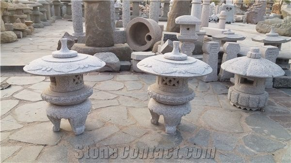 Japanese Style Garden Lanterns,Chinese Lamps,Tower from