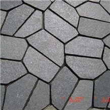 Direct Sale Driveway Paving Stone Grey Granite Pavers for Cyprus