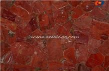Red Agate Semiprecious Stone Slabs Gem Stones ( Good Price a Grade)