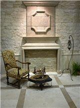French Limestone Tiles Pierre De Limeyrat - Beige