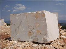 Zetta Mugla White Marble Blocks