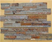 Rusty Color Cheap Price Slate Ledger Stone