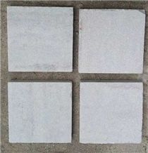 White Quartzite Stone Tiles