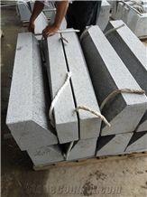 China G623 Grey Granite Road Stone and Kerbstone,