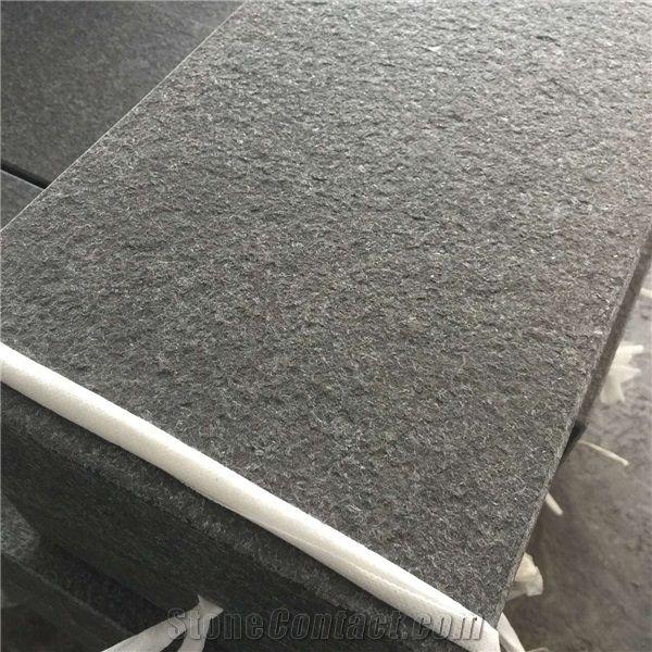China Black G684 Granite Paving