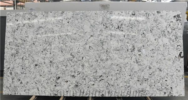 Engineered Quartz Countertops, Vein Quartz Stone For Interior Decora