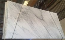 Statuario Marble Slabs Polished 2cm