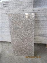 Chinese Pink Color Granite G617 Granite Thin Tles
