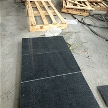 Dark Grey Granite G654 Granite Thin Tiles