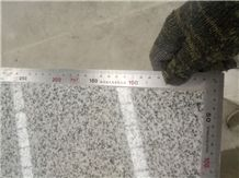 Sesame White G603 Granite Thin Tiles