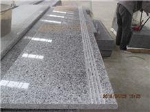 Sesame White Granite G603 Granite Stair Treads