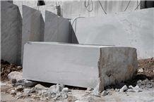 Bianco Carrara Marble Block