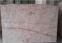 Red Spider Marble Slab,Cutting Panel Wall Hotel Lobby Floor Covering