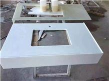 Nano White Countertop ,Nano White Without Pinholes