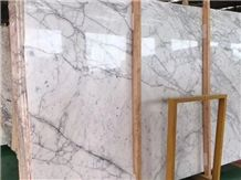 Calacatta Carrara White Marble Italy Luxury Marble Slab&Tiles