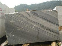 Vietnam Venus Grey Marble Blocks, Viet Nam Grey Marble