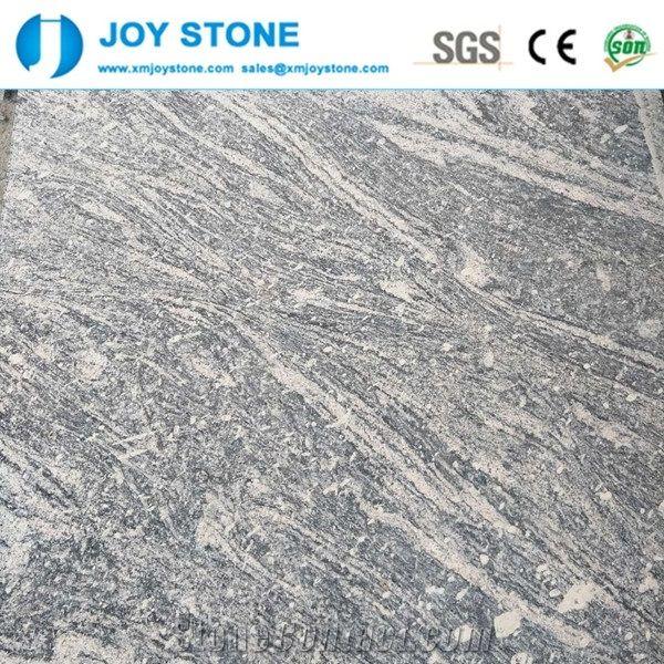 Cheap Price Polished China Juparana Grey Granite 30x60cm Floor Tiles
