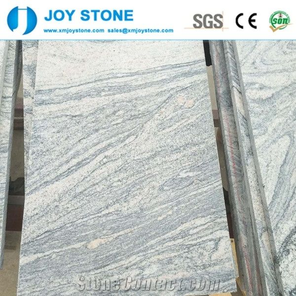 China Juparana Waves Red Granite