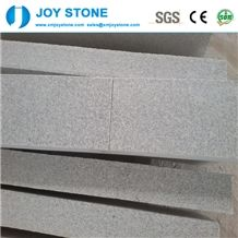 G603 Crystal White Granite Edging Kerbstone China Factory Manufacture