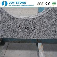 G603 Granite Countertop White Bacuo Jinjiang Bathroom Vanity Polished