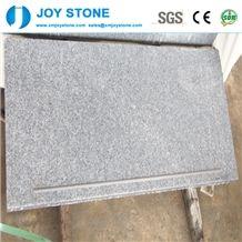 G603 Grey Granite Outdoor Stair Step Tread Tile