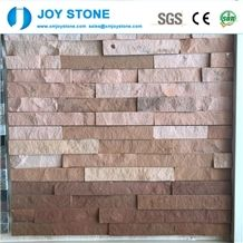 Slate Culture Natural Stone Wall Cladding Multi Color Cut to Size