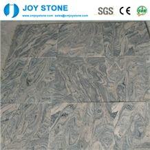 Wave Gold China Juparana Pink Granite Polished Kitchen Wall Tiles Slab